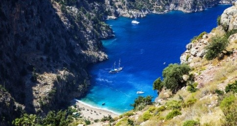 Fethiye Butterfly Valley