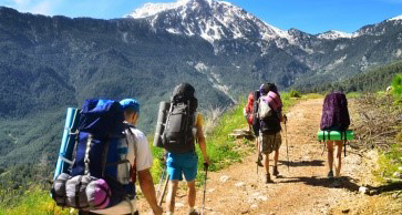 Worldwide Lycian Road Hike